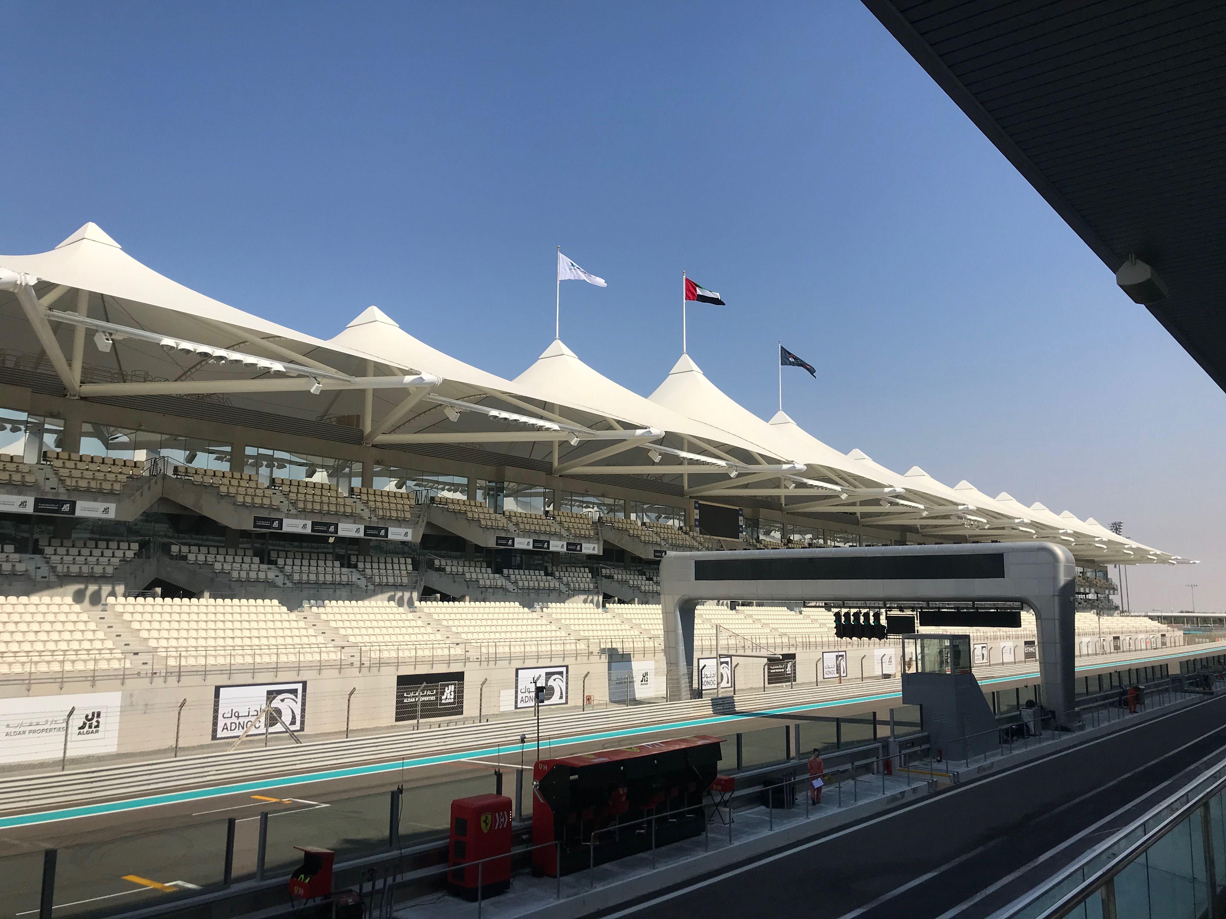 Abu Dhabi GP, F1