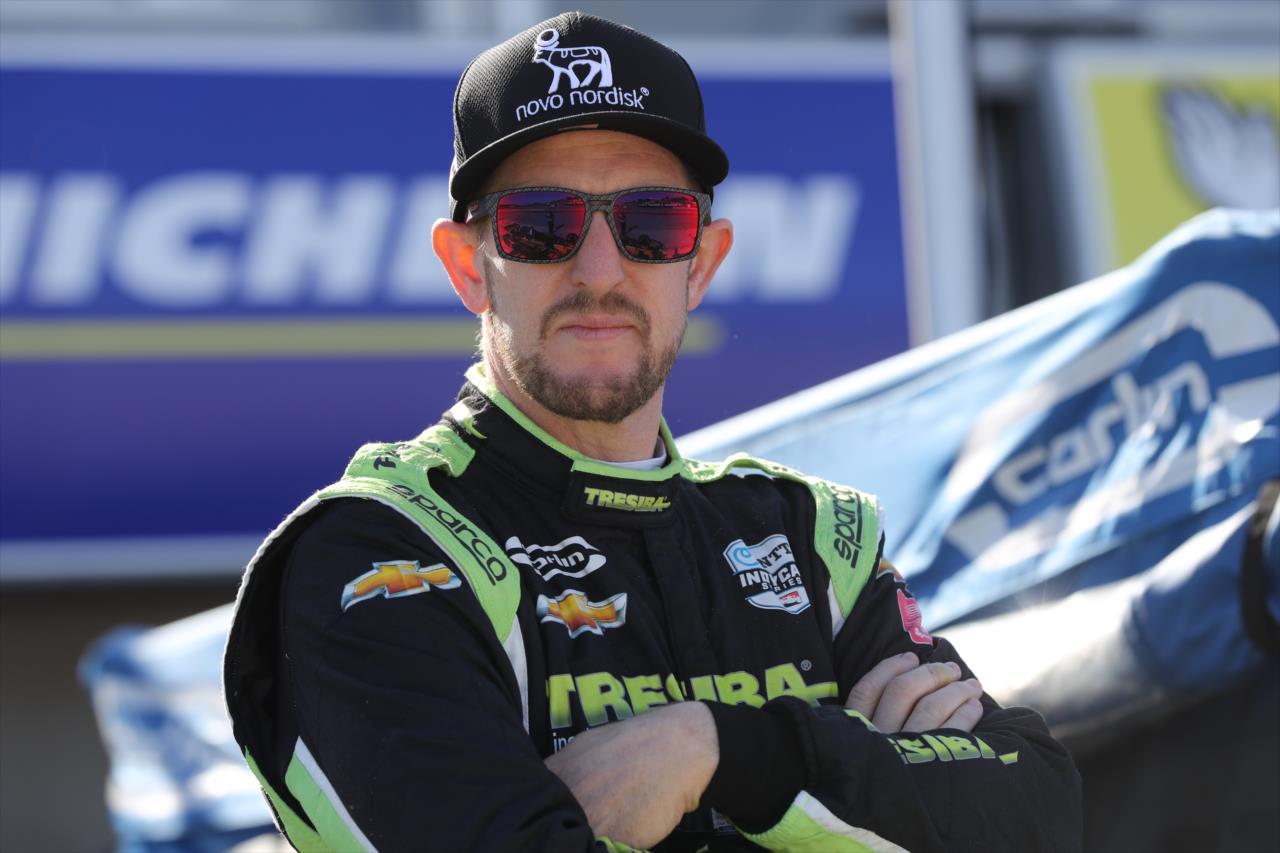 Charlie Kimball, IndyCar