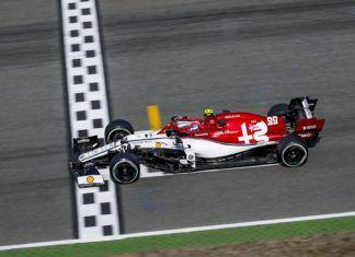 Antonio Giovinazzi, F1