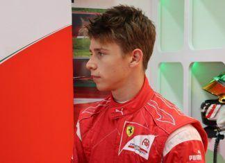 Arthur Leclerc, Ferrari