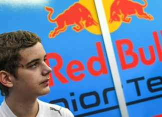 Jonny Edgar, Red Bull Junior Team