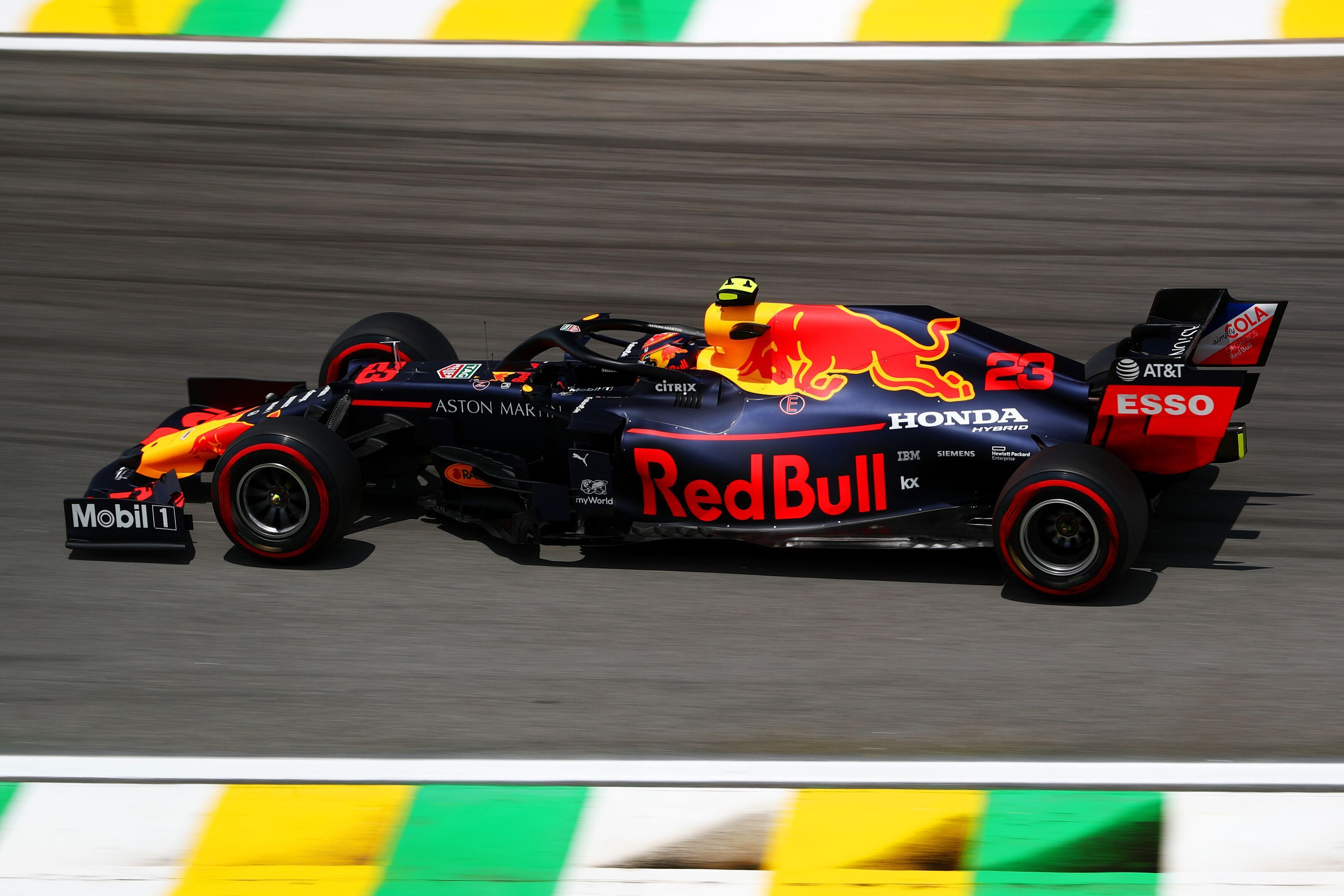 Red Bull Renews Its Partnership In F1 With Exxonmobil