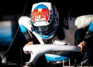 Nicholas Latifi, F1