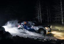Valtteri Bottas, Arctic Lapland Rally