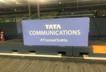 Tata Communications, F1