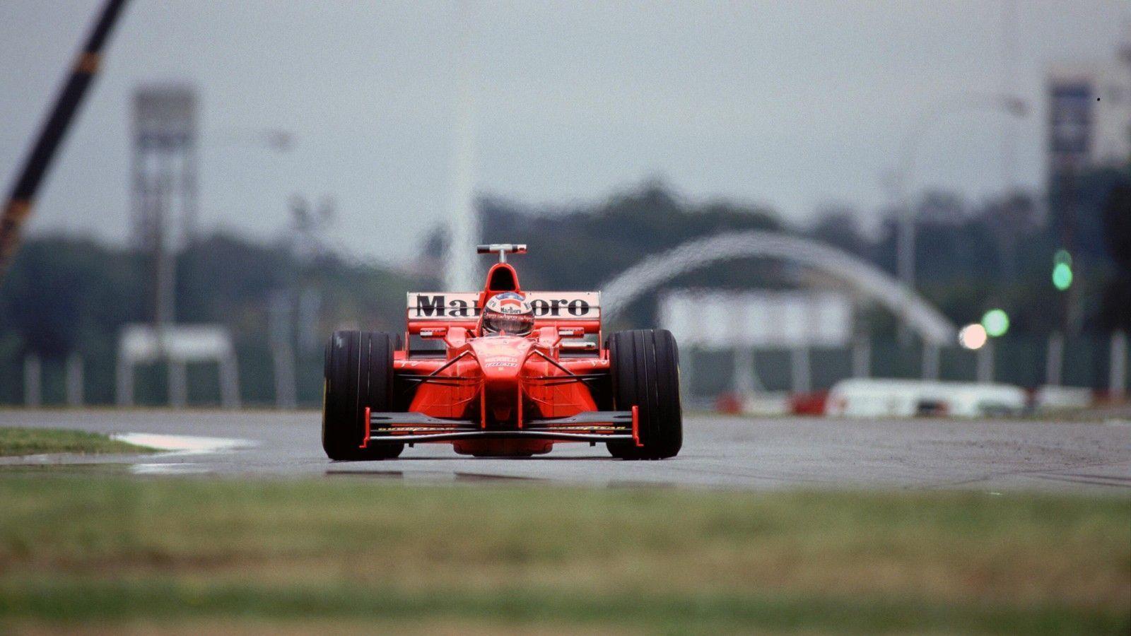 Argentina GP, F1