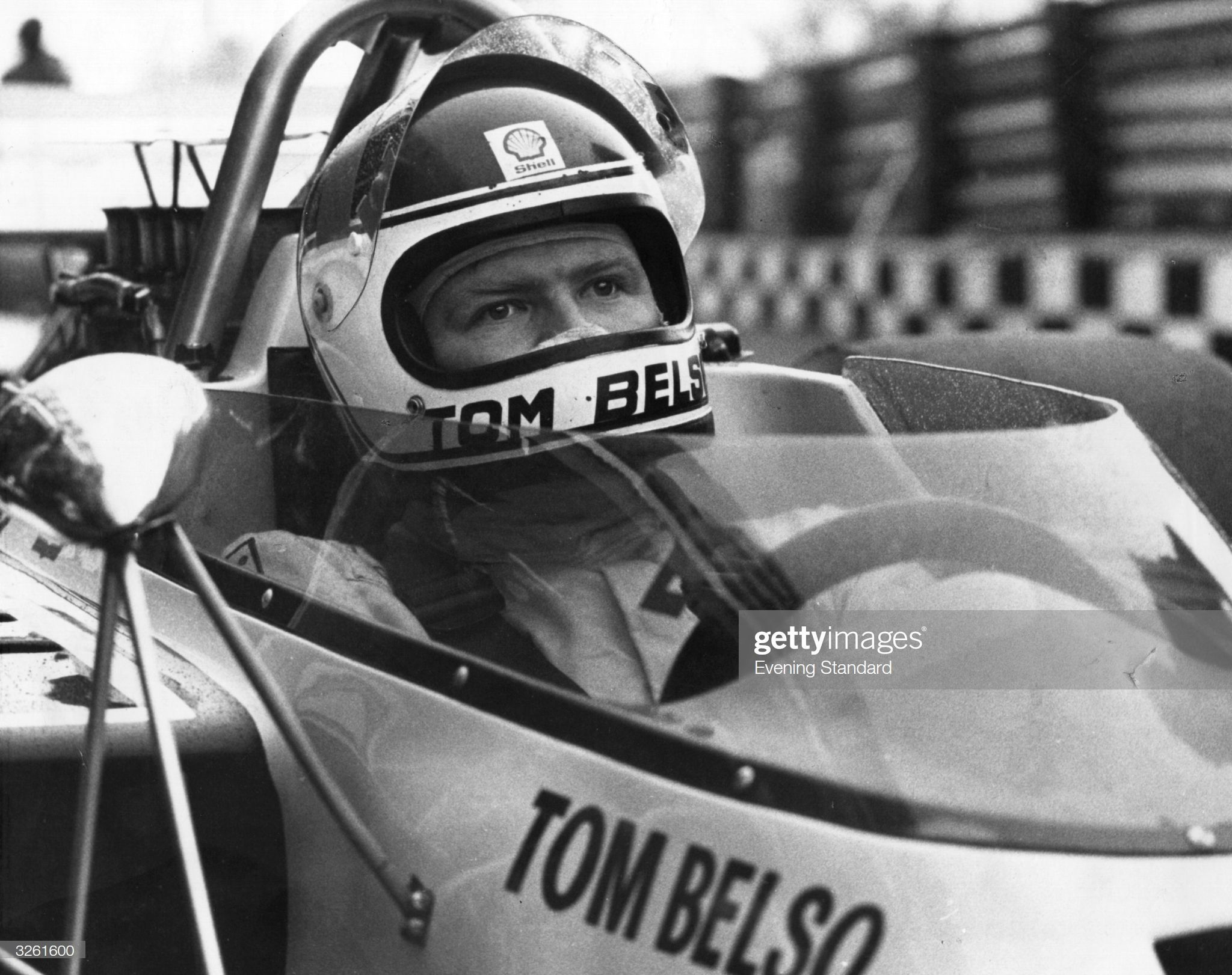 Tom Belso, F1