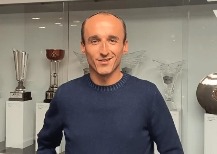 Robert Kubica, F1