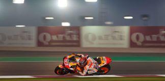 © Box Repsol- Mar Marquez Circuito de Losail MotoGP 2020