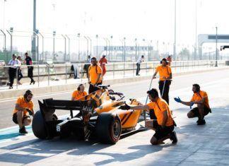 Campos Racing, F2