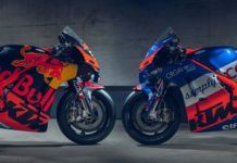 KTM, MotoGP