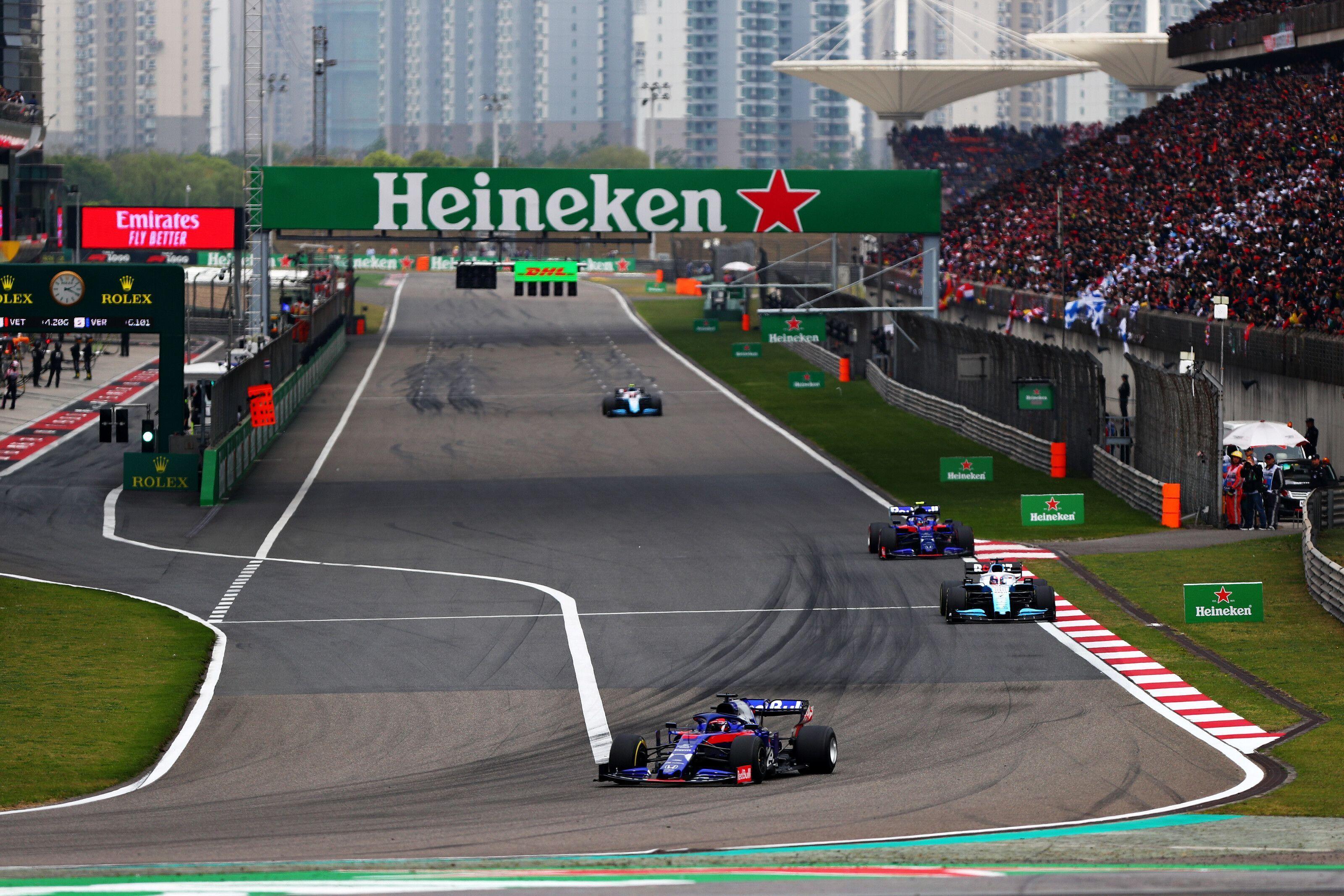 FIA, Chinese GP