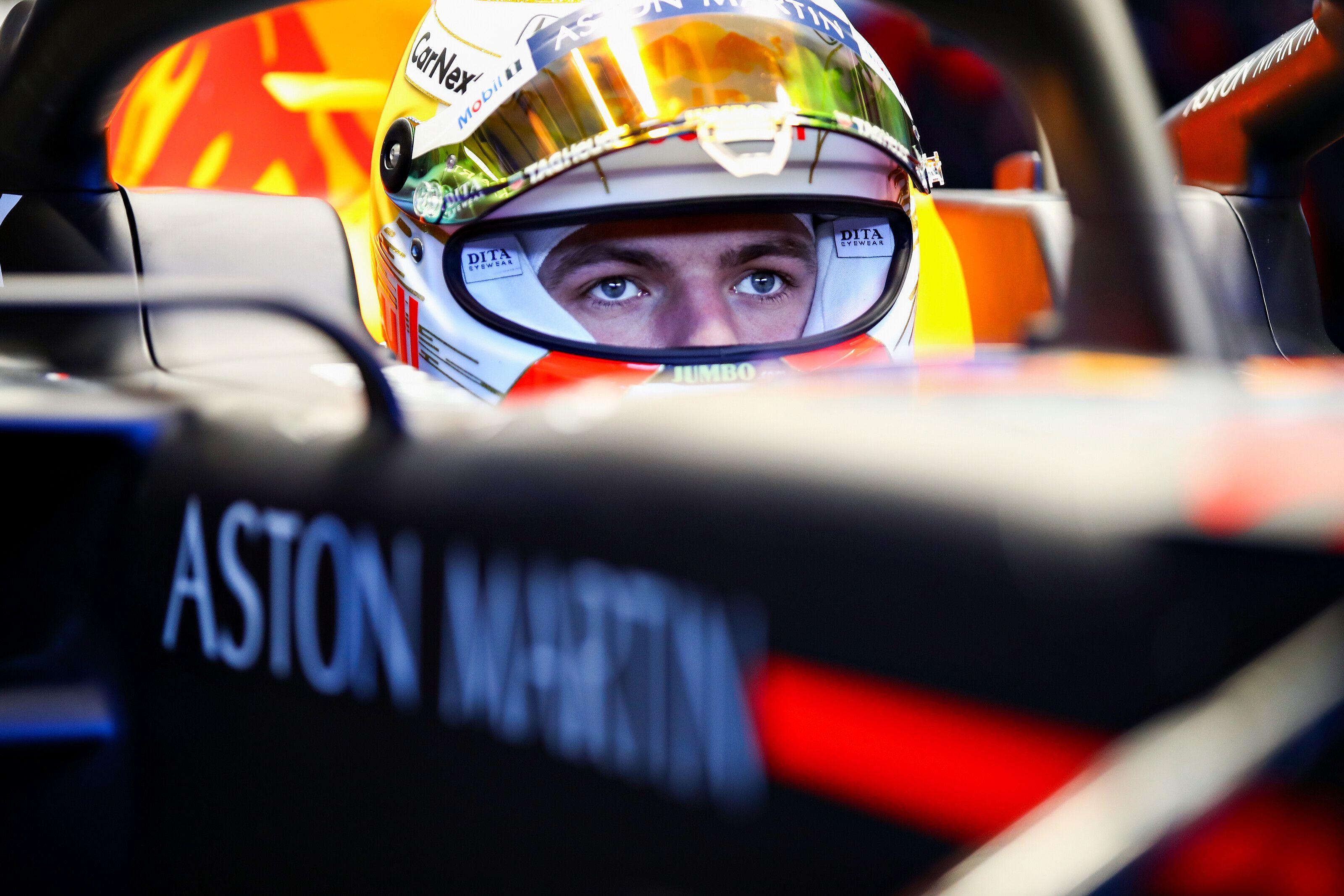 Max Verstappen, F1