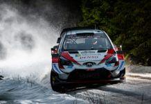 Elfyn Evans, WRC