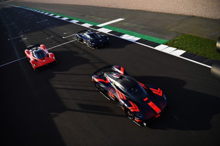 Aston Martin Puts Hypercar Project On Hold Wec Also Releases A Statement