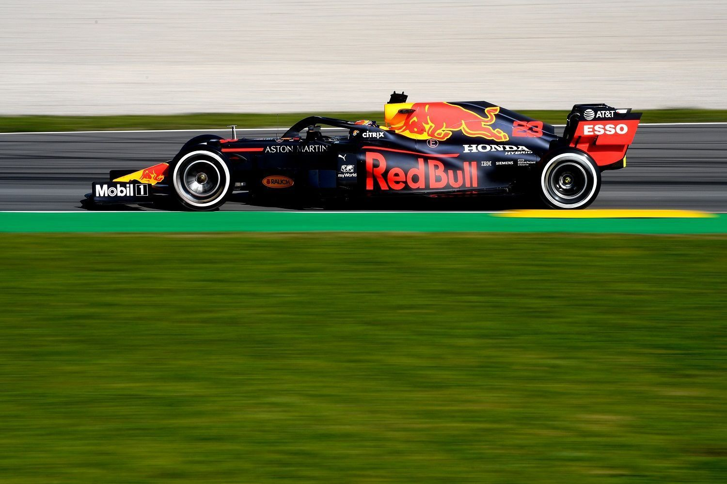 Honda credits 'excellent relationship' with Red Bull for good results in F1