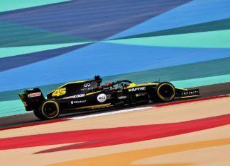 Jack Aitken, F1