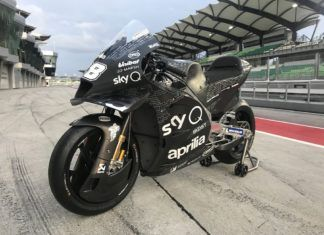 Aprilia, MotoGP