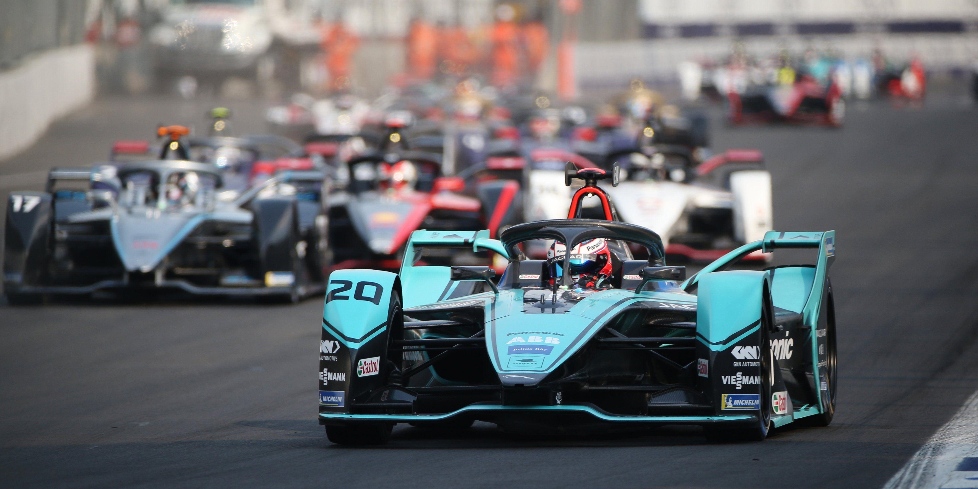 Formula E, Mitch Evans