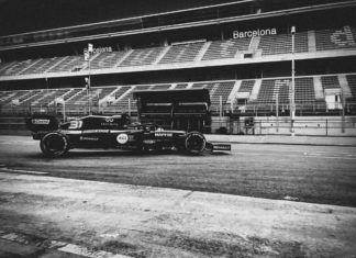F1, Shakedown
