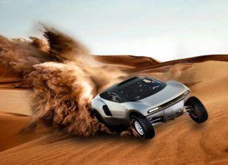 Prodrive, Bahrain, Dakar Rally