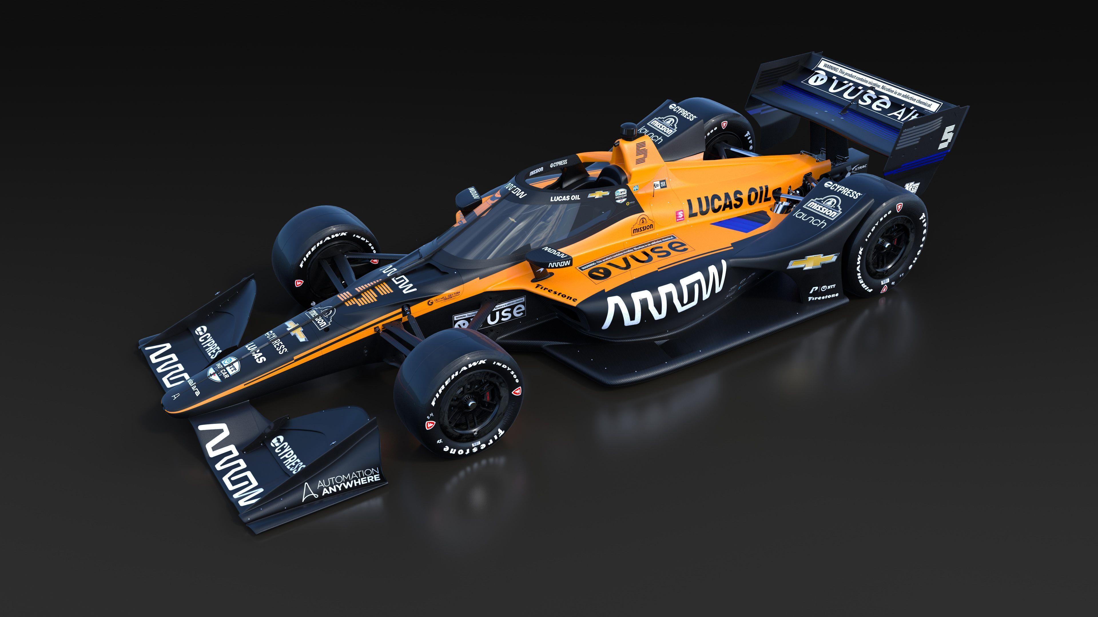 McLaren, IndyCar
