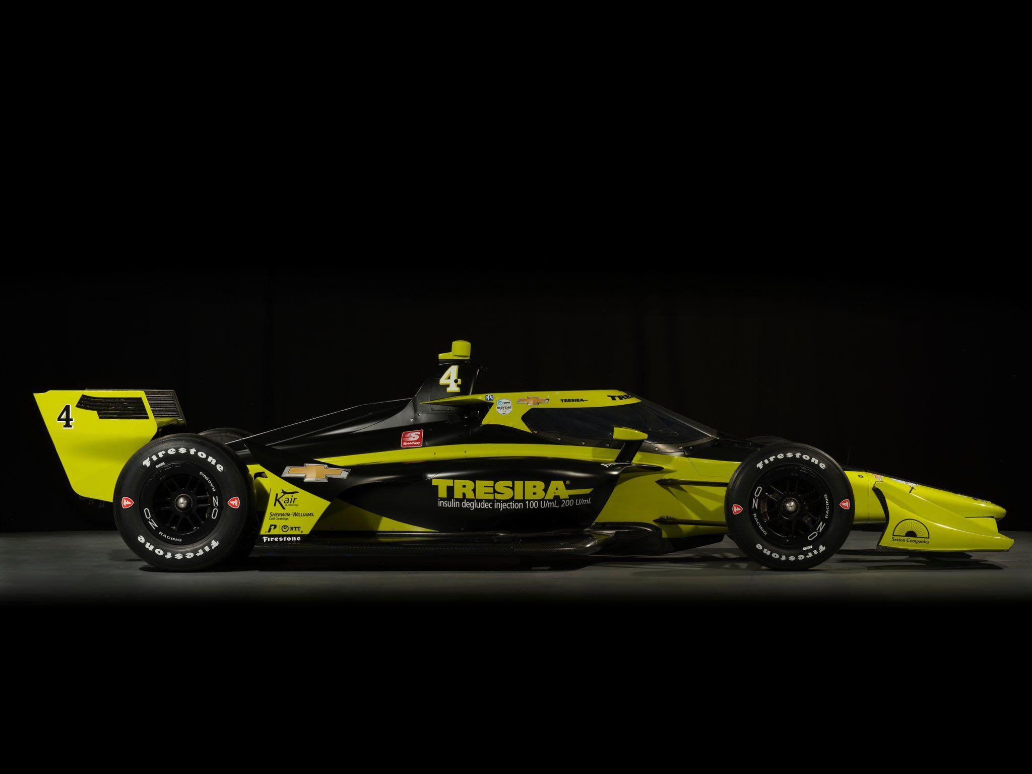 AJ Foyt, IndyCar