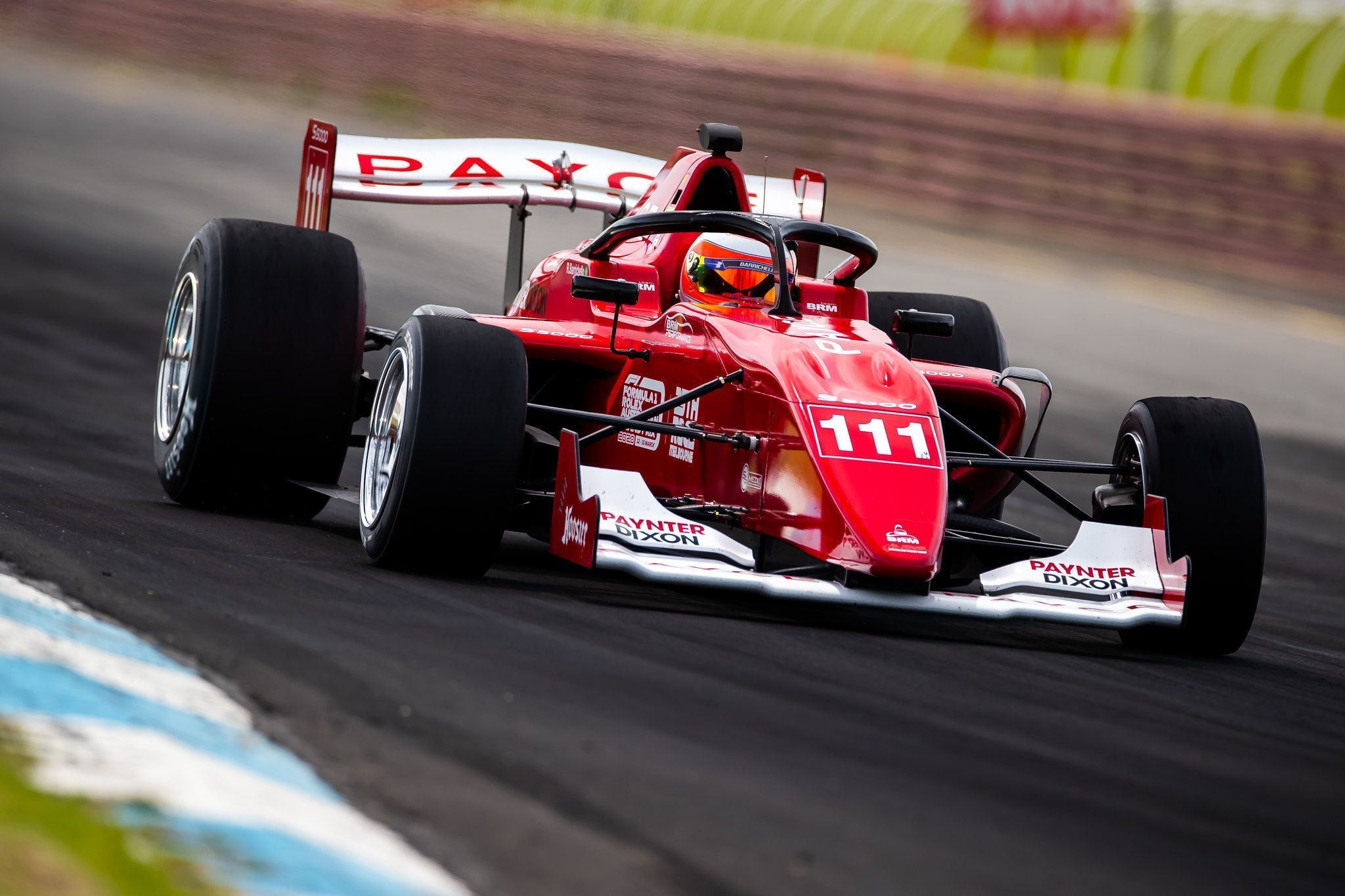 Rubens Barrichello, S5000