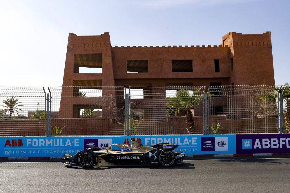 Antonio Felix da Costa, Formula E