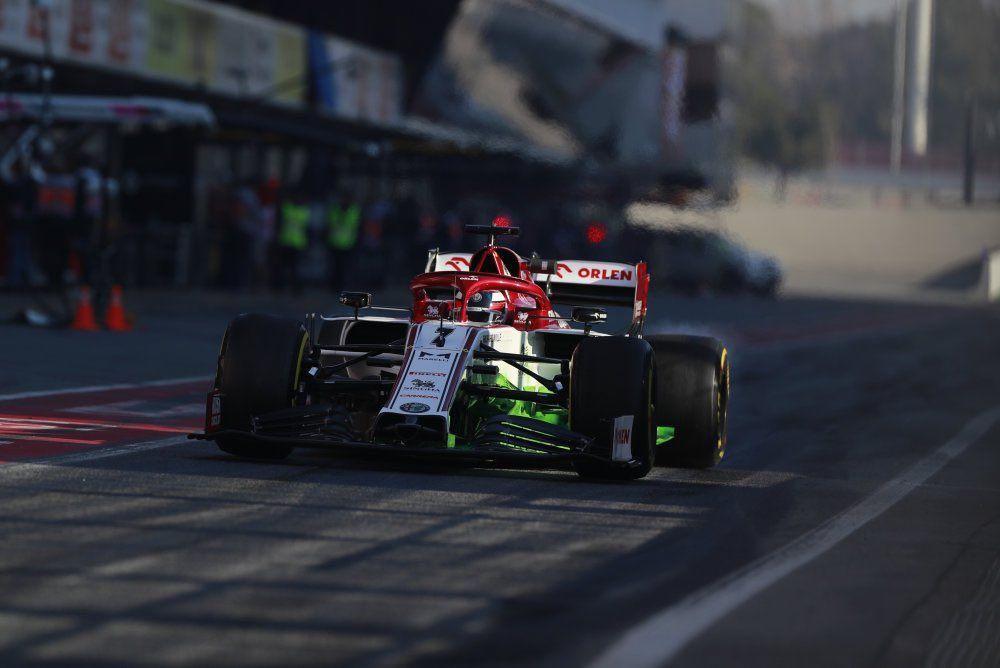 F1, Kimi Raikkonen