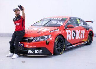Nicolas Hamilton, BTCC