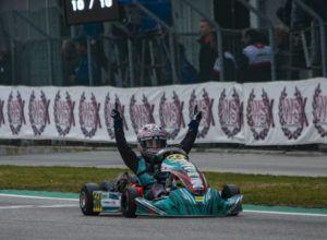 Gerasim Skulanov (Formula K/TM Racing/Vega)
