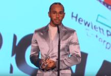 Lewis Hamilton, Laureus