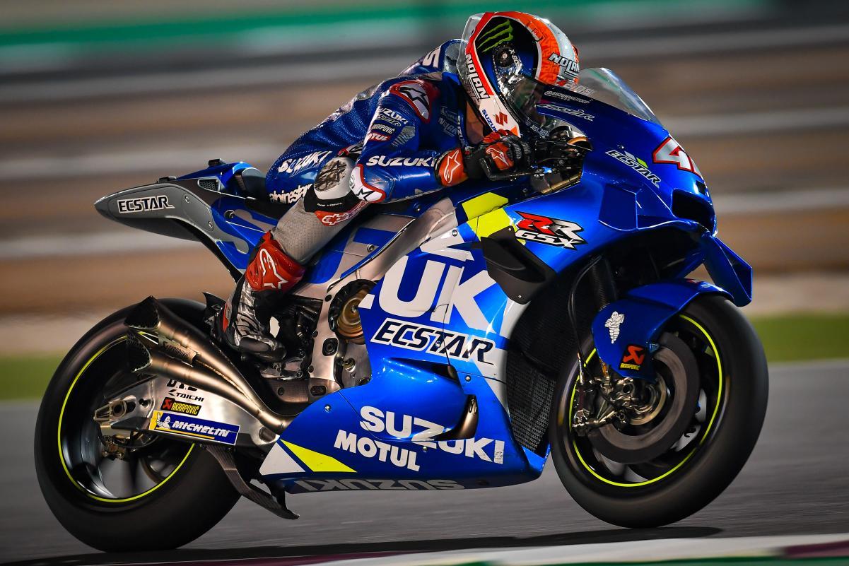 Alex Rins, MotoGP