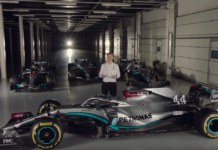 Mercedes, F1
