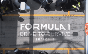Netflix, F1, Drive to Survive