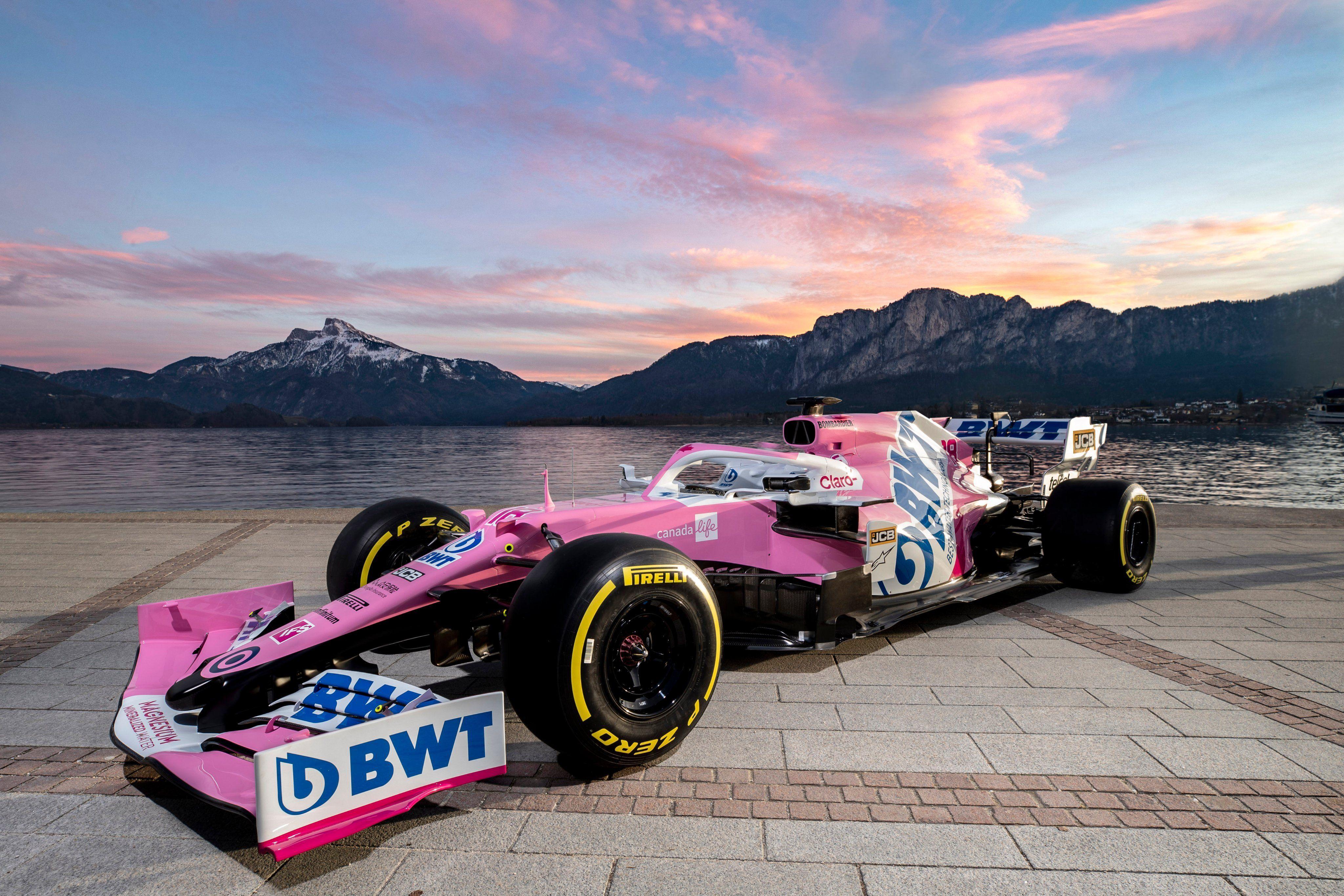Oficial Racing Point Sera Aston Martin F1 En 2021