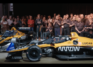 McLaren, Robert Wickens