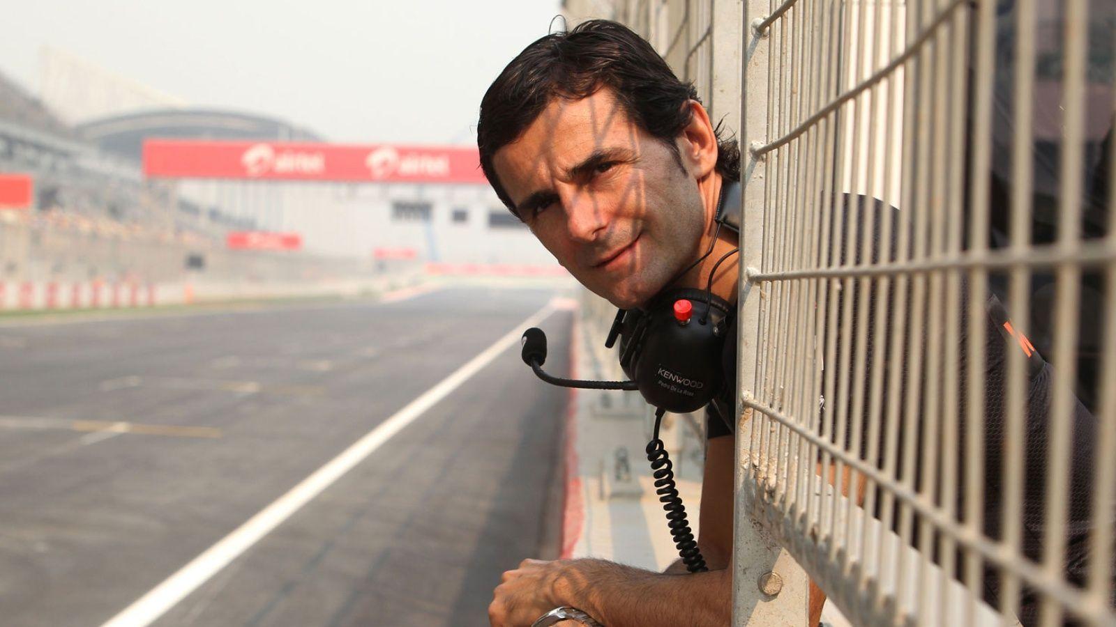 Pedro de la Rosa, F1