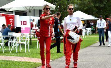 Sebastian Vettel, F1 2020, Ferrari