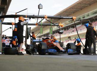 McLaren, F1, Logitech