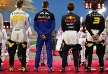 Daniil Kvyat, Daniel Ricciardo