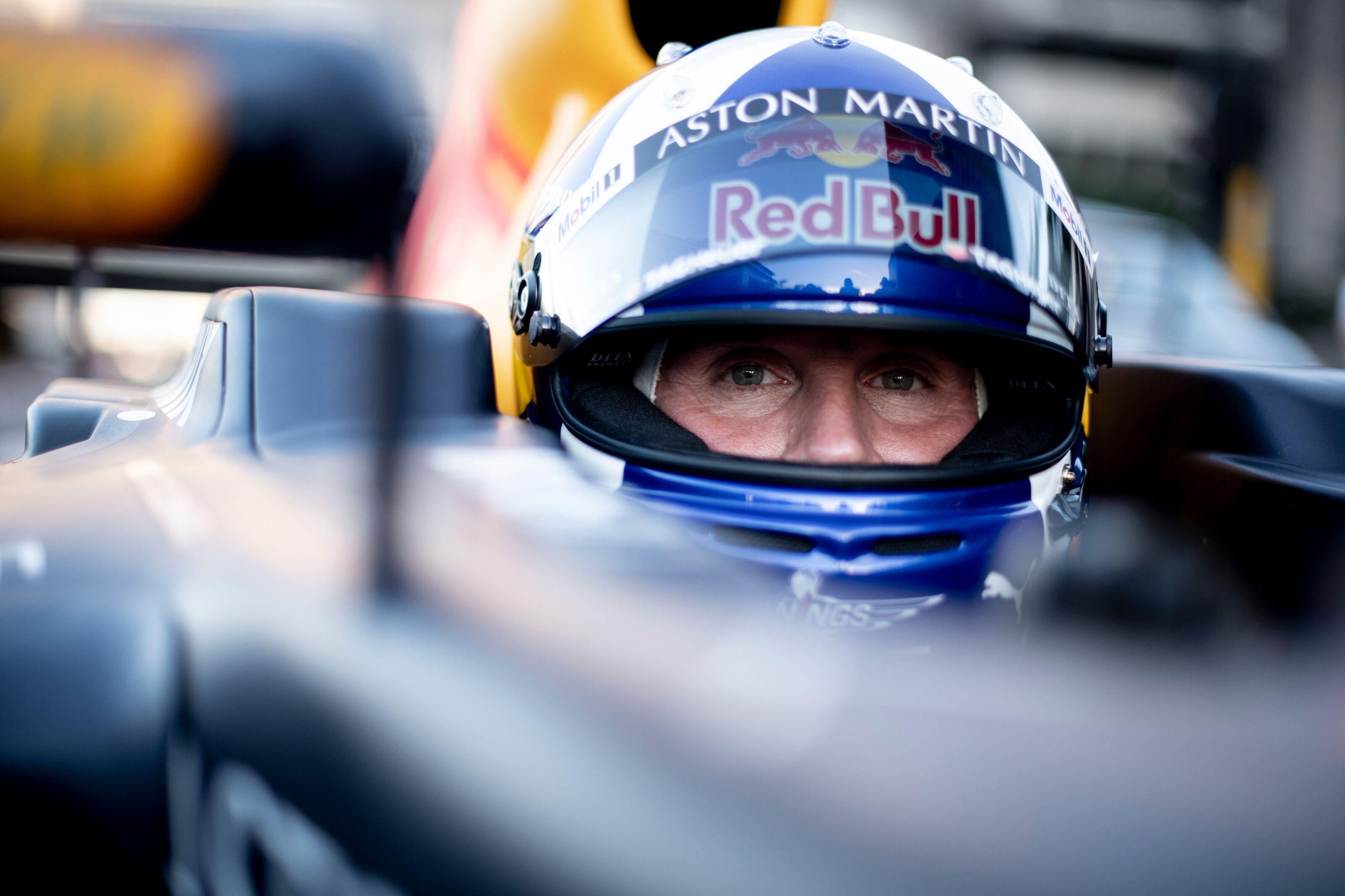 David Coulthard, Mark Webber, F1