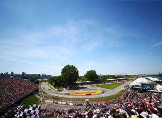 Canadian GP, F1