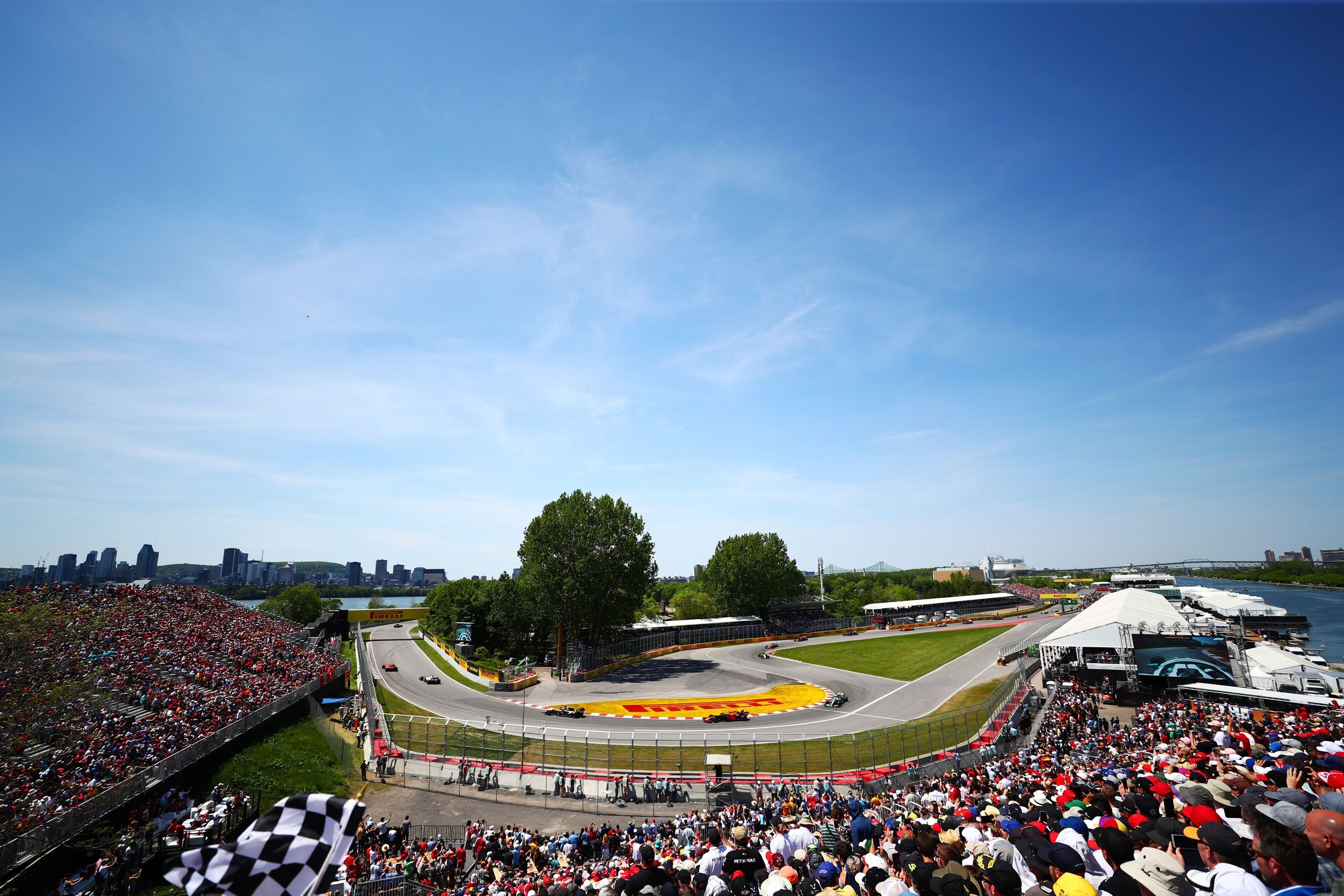Canadian GP, F1