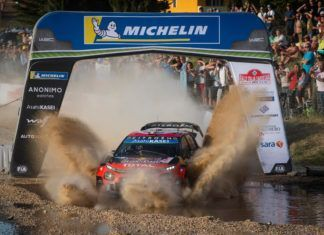 Rally Italia Sardegna, WRC,