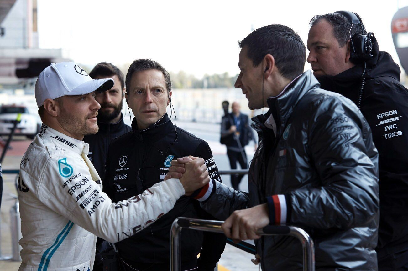 Valtteri Bottas, F1, Mercedes