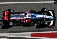 Nicholas Latifi, Williams FW43, F1 2020