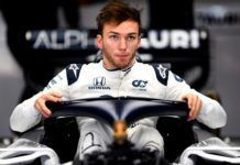 Pierre Gasly, F1 2020