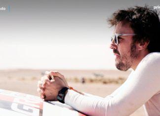 Fernando Alonso, Dakar, Amazon Prime
